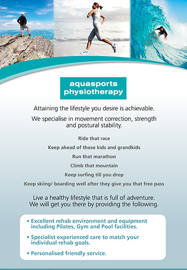 Aquasports Physiotherapy